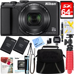 Nikon COOLPIX A900 20MP HD Digital Camera WiFi 35x Optica...