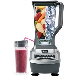 Ninja BL740 Ninja Professional Blender & Nutri Ninja Cups REFURBISHED NJBL740RB
