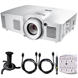 Optoma Ultra Home Cinema Projector w/ DarbeeVision Techno...