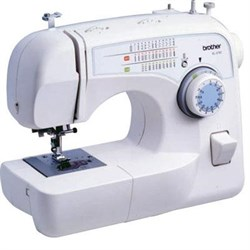 Click here for Brother Sewing Machine with Quilting Table - XL375... prices