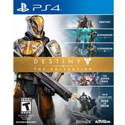 Activision Blizzard Inc Destiny Collection PS4 ACT87968