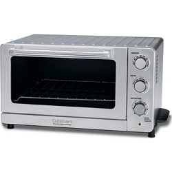 Cuisinart Toaster Oven Broiler with Convection CUITOB60