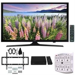 """Samsung Flat 49"""" LED HD 5 Series TV (2017 Model) w/ Wall ..."""