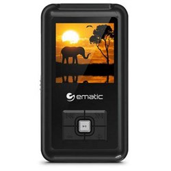 Click here for Ematic 1.5 MP3 Video Player Black prices
