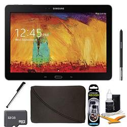 Samsung Galaxy Note 10.1 Tablet 2014 Edition (32GB, WiFi, Black) 32 GB Accessory Bundle