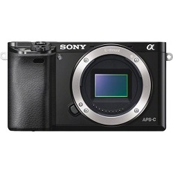 Sony Alpha a6000 24.3MP Interchangeable Lens Camera - Bod...
