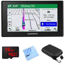 Garmin DriveSmart 51 NA LMT-S Advanced Navigation w/ Smar...