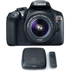 Canon EOS Rebel T6 Digital SLR Camera w/ EF-S 18-55mm Len...