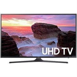 Samsung UN43MU6300 43-Inch 4K Ultra HD Smart LED TV (2017...