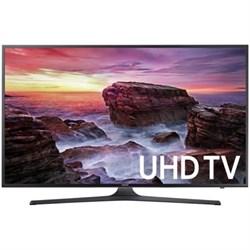 "Samsung UN40MU6290FXZA Flat 39.9"" LED 4K UHD 6 Series Sma..."