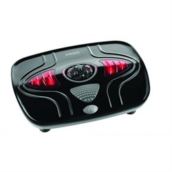 HoMedics Sole Soother Vibration Foot Massager with Heat - FMV-400HBK-THP HOMFMV400HBKTHP