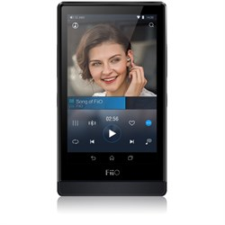 FiiO X7 High Resolution Lossless Music Player, Body