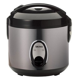 Aroma 8-Cup Rice Cooker AMARC914SB