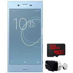 """Sony Xperia XZs 64GB 5.2"""" Smartphone Unlocked Blue w/32GB..."""