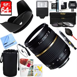 Tamron 28-75mm F/2.8 SP AF Macro XR Di LD-IF For Canon + ...