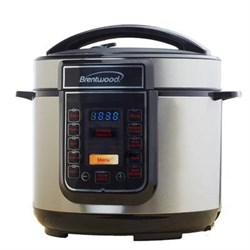 Click here for Brentwood Electric Pressure Cooker 5qt prices