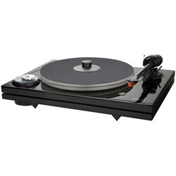 Music Hall MMF-7.3 2-Speed Audiophile Turntable w/ Ortofo...