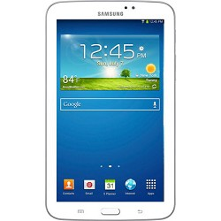 Samsung Galaxy Tab 3 Tablet (7-inch, White) - FACTORY REFURBISHED