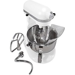 Click here for KitchenAid KP26M1XWH - Professional 600 Series 6-Q... prices