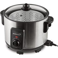 Click here for Brentwood - 5-quart Deep Fryer And Slow Cooker - S... prices