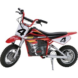 Razor MX500 Dirt Rocket Electric Motocross Bike 14 and older (175-pound weight limit)
