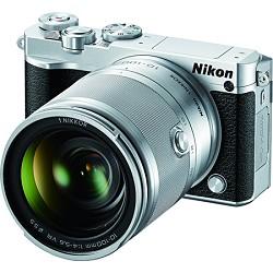 Nikon 1 J5 Digital Camera w/ NIKKOR 10-100mm f/4.0-5.6 VR...