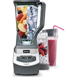 Ninja Professional Style Blender with Single Serve (BL660) EUPBL660