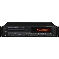 TASCAM CD-RW901MKII Professional CD Recorder