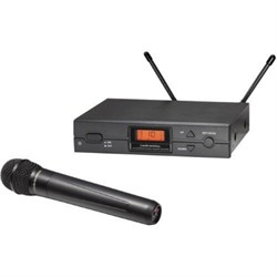 Audio-Technica ATW-2120BD 2000 Series Wireless Handheld M...