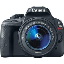 Canon EOS Rebel SL1 18MP SLR Digital Camera & EF-S 18-55mm IS STM Lens