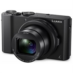 Panasonic LUMIX LX10 20.1 MP 3x F/1.4-2.8 Leica DC Optica...
