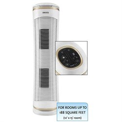 HoMedics Total Clean Air Purifier White HOMATPET02