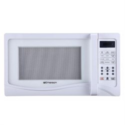 Click here for Emerson 1.1 Cubic Feet Microwave Oven in White - M... prices