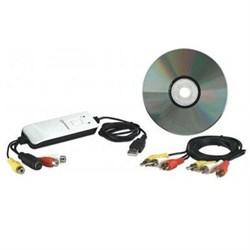 Manhattan USB Audio Video Grabber MAN162579