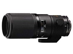 Nikon AF Micro NIKKOR 200mm f/4D ED-IF