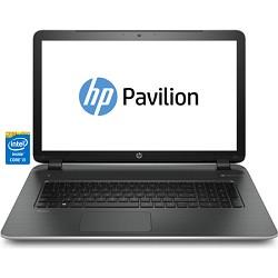 Hewlett Packard Pavilion 17-f030us 17.3 HD+ Notebook PC - Intel Core i3-4030U Processor - PRICE AFTER $50.00 REBATE