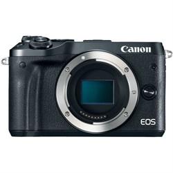 Canon M6 EOS 24.2MP Mirrorless Digital Camera - Black (Bo...