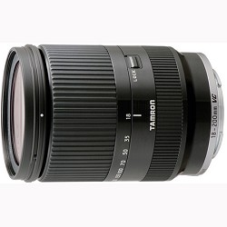 Tamron 18-200mm Di III VC Black for Sony Mirrorless SLR C...