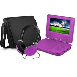 Click here for Ematic 7 DVD Player Bundle Purple prices