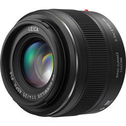 Panasonic LEICA DG SUMMILUX 25mm F1.4 ASPH Lens | H-X025