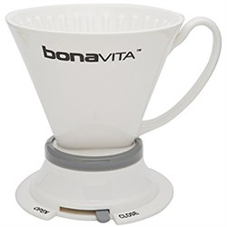 Bonavita Wide Base Porcelain Immersion Dripper (BV4000IDV2) BNVBV4000IDV2