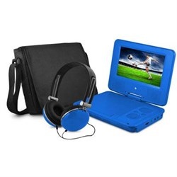 Click here for e-matic EPD707BU 7 DVD PLAYER BUNDLE BLUE prices