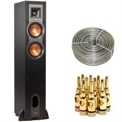 Klipsch R-24F Dual 4.5-inch Floorstanding Speaker - 10606...