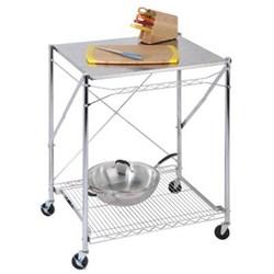 Honey-Can-Do Folding Urban Work Table HONTBL01566
