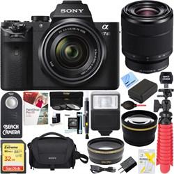 Sony Alpha 7II Mirrorless Camera with 28-70mm F3.5-5.6 OS...