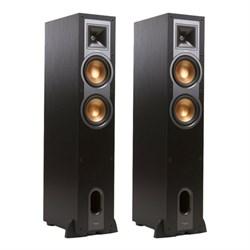Klipsch R-26F Dual 6-inch Floorstanding Speaker 2-Pack Au...