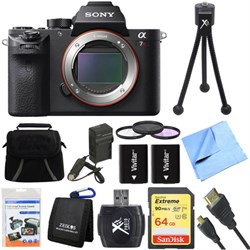 Sony a7R II Full-frame Mirrorless Interchangeable Lens 42...