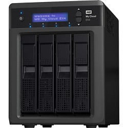 Western Digital My Cloud EX4 12TB Personal Cloud Storage