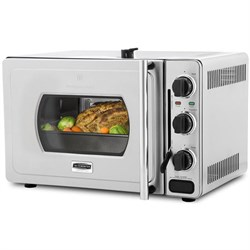 Wolfgang Puck All-in-One Countertop Pressure Oven with 5 Functions Versatility (WPBROR1002) WPBROR1002