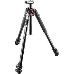 Manfrotto MT190XPRO3 3 Section Aluminum Tripod